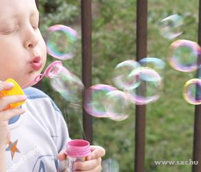 Cheap Unique Gifts for Kids - Soap Bubbles