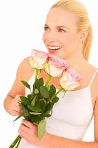 Personalized Valentines Day Gifts - Flowers