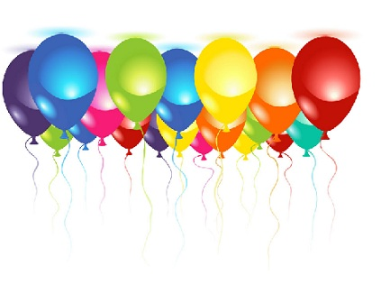Special Birthday Gifts - Balloons