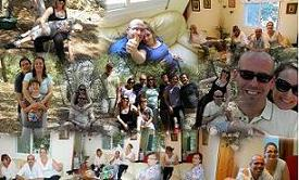 Family Collage using Microsoft AutoCollage